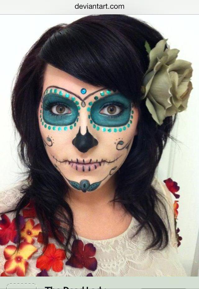 1119 best Day of the Dead images on Pinterest   Sugar skulls ...