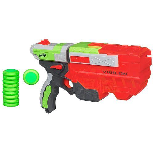 Nerf Vortex Vigilion Blaster