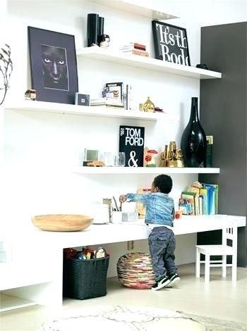 Take a Look at These Awesome Childrens Bedroom Shelves Photos ...