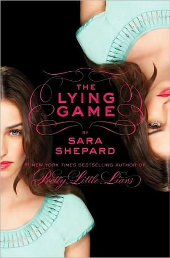 The Lying Game by Sara Shepard    What could you ask more? An appealing cover, exciting and intriguing synopsis, a fast mystery read -- The Lying Game is packed with just the right amount of suspense, thrill and tension. This a book that will keep you thinking and guessing all the time.