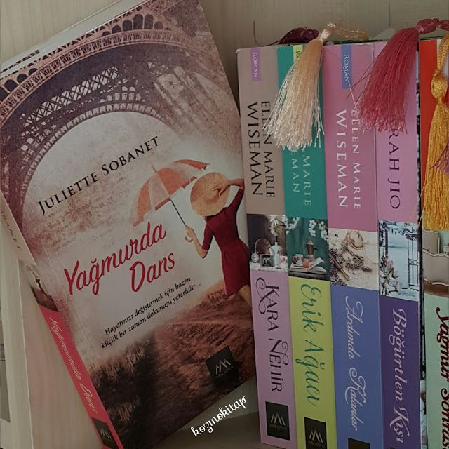Kitap yorumları, kitap tanıtımları ve yeni kitaplar hakkında kişisel bir blog