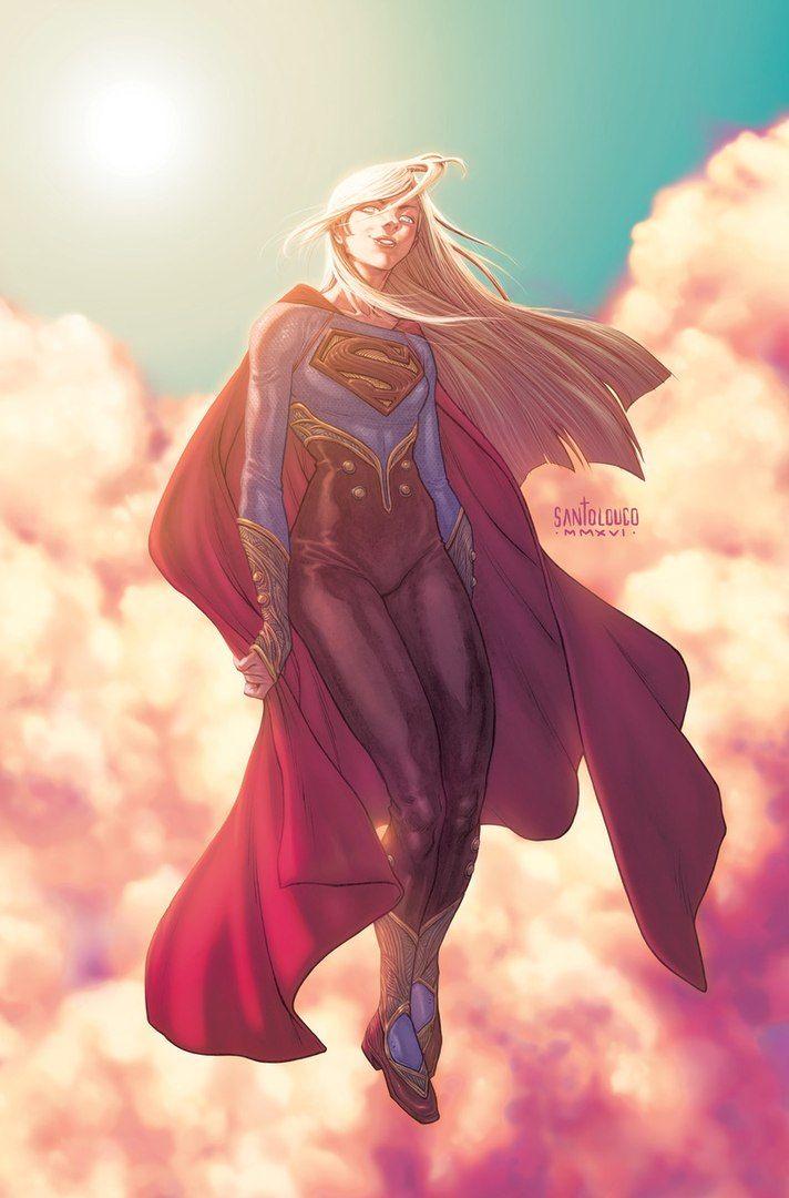 ✧ DC Comics : Pinterest @jpsunshine10041✧ Supergirl