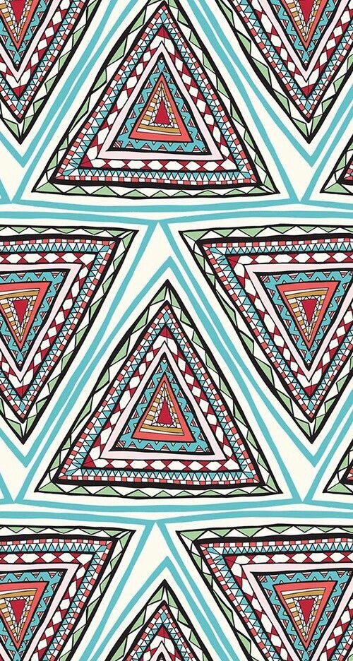 Aztec patter