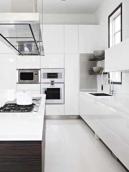 Hidden Storage | Photo Gallery: Kitchen Organizing Ideas | House & Home | photo Angus Fergusson