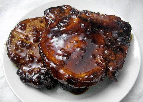 Clean Spicy Asian Pork Chops in the Crock Pot