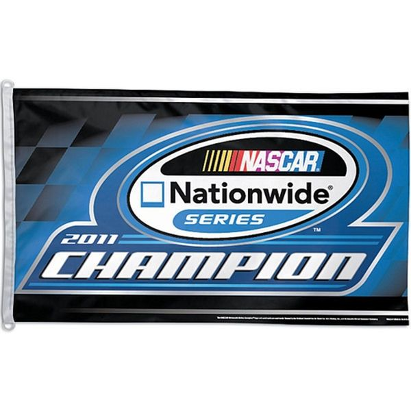 WinCraft Ricky Stenhouse, Jr. 2011 Nationwide Champion 3' x 5' One-Sided Flag - $10.99