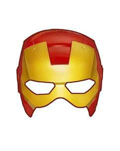 INSTANT DOWNLOAD Printable Iron Man Superhero Mask for Kids Birthday Party - Cra