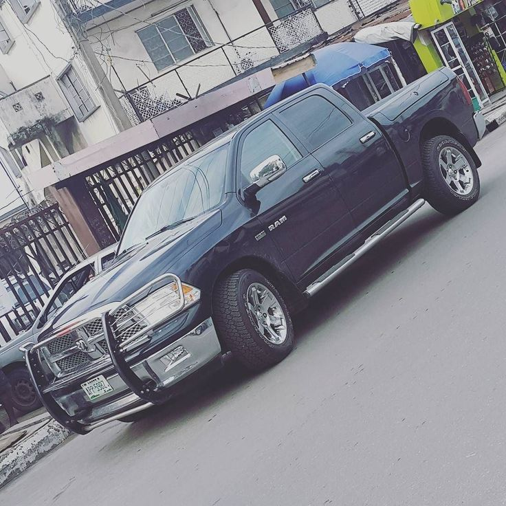 Dodge RAM  #dodge #ram #americanmuscle #lagos #nigeria by carsfromnaija