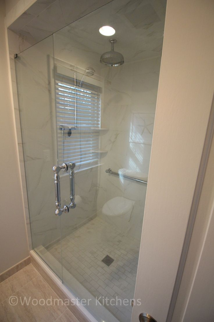 The 25+ best ideas about Eclectic Shower Doors on Pinterest ... - The eclectic approach to this bathroom design matches up the best features  of more traditional and