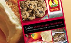 Free Sunmaid 100 Anniversary booklet (note download only for Australia)