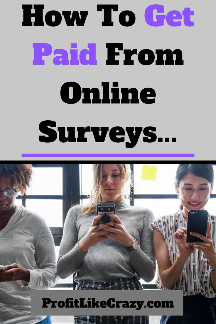 Best paid survey sites…