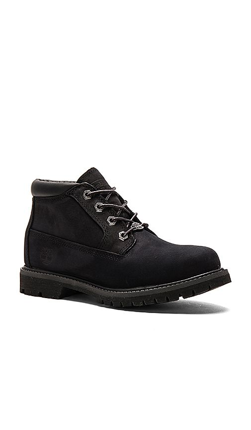 Shop for Timberland Nellie Boot in Black Nubuck at REVOLVE. Free 2-3 day shipping and returns, 30 day price match guarantee.