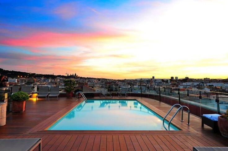 City Highs: Six Of Barcelona's Best Rooftop Bars