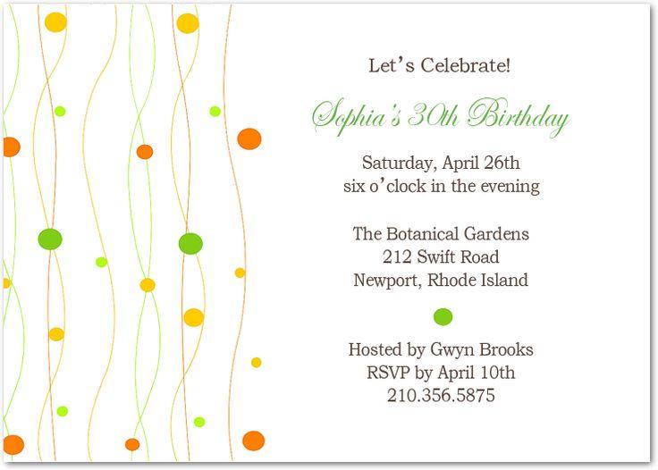 242 best invitation card images on pinterest prom dresses uk uk aquatic plant and bubble birthday invitation cards stopboris Choice Image