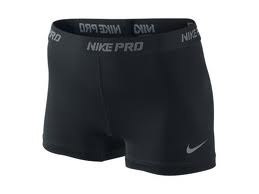 Best to wear when sparring in the ring.  Great to wear under muay thai shorts. Nike Women's Pro Combat Core Compression Shorts