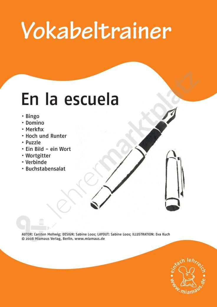 100 best Spanisch Unterrichtsmaterialien images on Pinterest ...