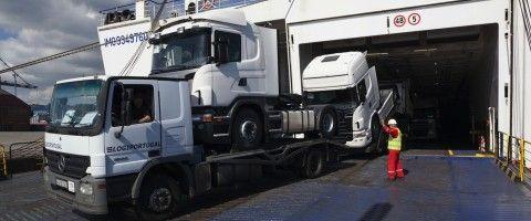 LD Lines presenta preaviso de cierre de la autopista del mar Gijón-Nantes / Cadena de Suministro