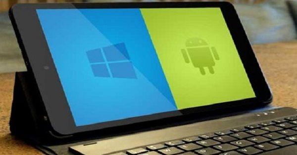 Axioo Windroid, Tablet Canggih dengan Dual OS