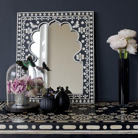 Papilion Mirror