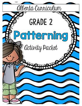 The Alberta: Grade 1 Patterning activity packet includes activity worksheets that address the following ALBERTA outcomes:- Demonstrate an understanding of repeating patterns (three to five elements) by:DescribingExtendingComparingCreatingpatterns using manipulatives, diagrams, sounds and actions.- Demonstrate an understanding of increasing patterns by:DescribingReproducingExtendingCreatingnumerical and non-numerical patterns using manipulatives, diagrams, sounds and actions.-Sort a set of…
