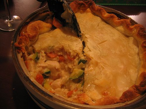 Silver Palate Chicken Pot Pie (From the Silver Palate Cookbook)