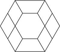 Hillbilly Handiworks: Ahhhhs in numberical order hexagon patterns                                                                                                                                                                                 Más