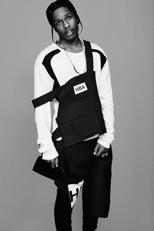 Fashion Killa: Get The A$AP Rocky Clothing Style WWW.SICKSTREETWEAR.COM. men's fashion, fashion style, inspo, sportswear