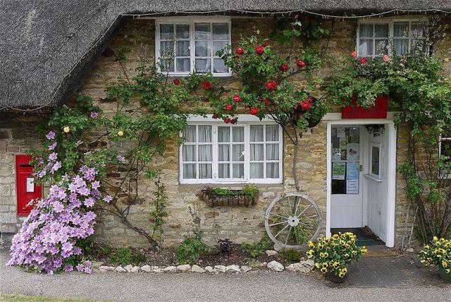 Jessica's Tea Shop & Post Office Weekley, Northamptonshire