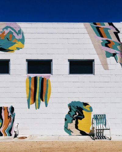 Best Palm Springs Instagrams Ace Hotel Mural