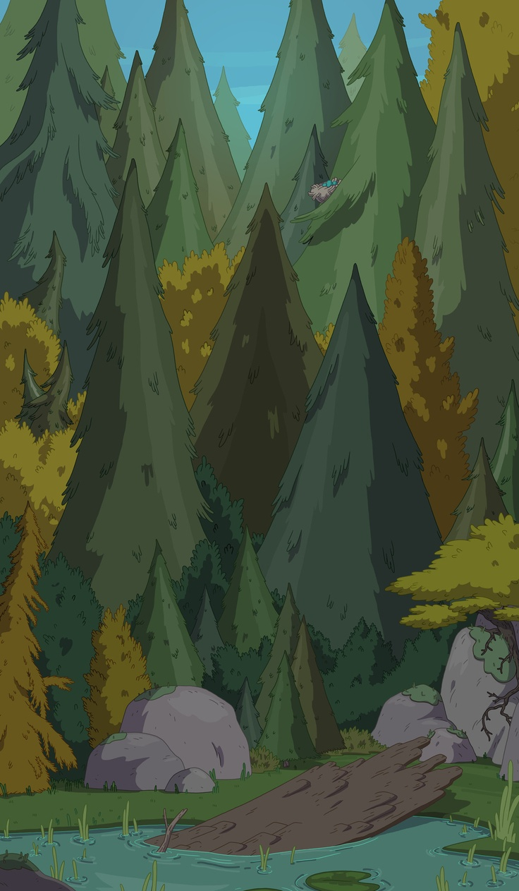 Adventure Time backgrounds