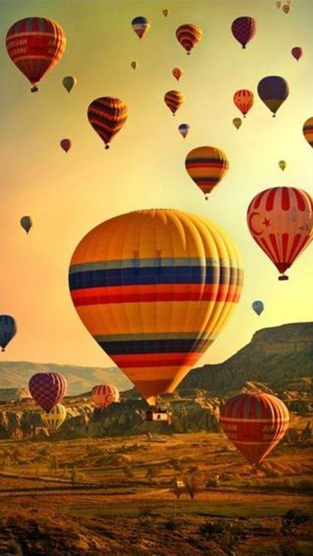 Cappadocia, Turkey http://666travel.com/top-10-tourist-attractions-in-cappadocia-turkey/