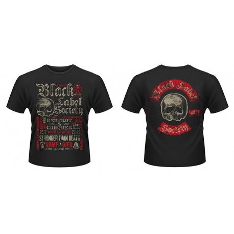 Tricou Black Label Society: Destroy & Conquer