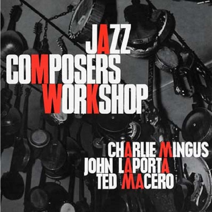 "Charles Mingus Jazz Composers Workshop Vol. 2 on 180g Import LP Originally released as two 10"" albums called Jazzical Moods, Jazz Composers Workshop Vol. 2 was the result of one of Charles Mingus' fam"