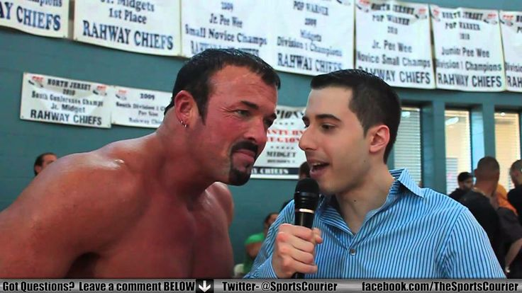 Where Are They Now? Former WCW star Buff Bagwell