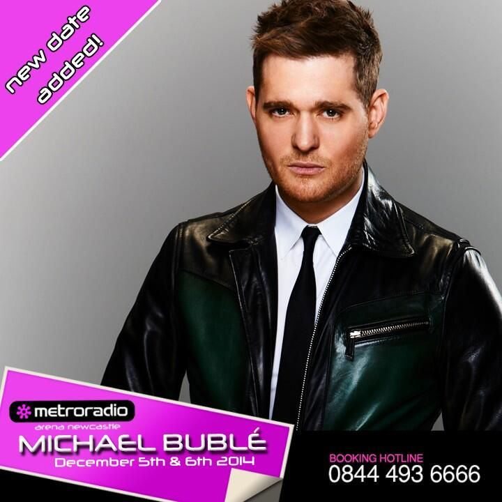 if you grabbed yourself some @michaelbuble tickets!!! Eeek #excited | Veooz