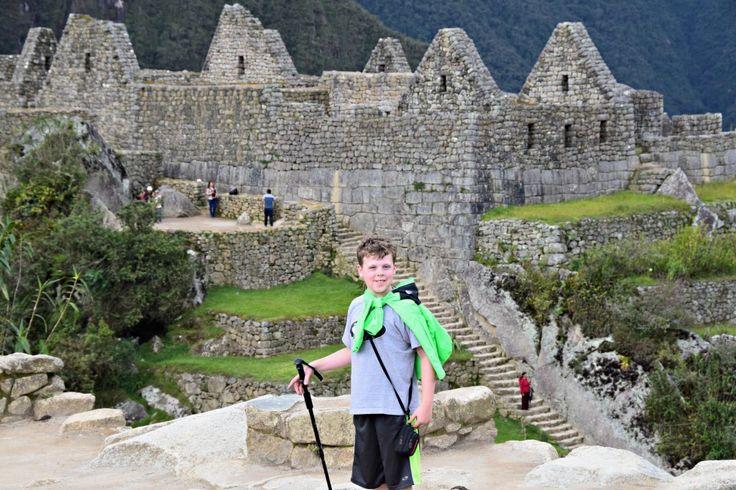 Tips on Machu Picchu with kids