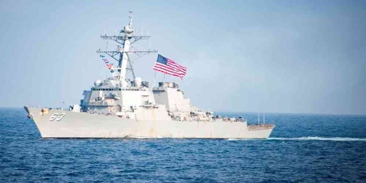 """Top News: """"CHINA POLITICS: U.S.S. Stethem, a Guided-Missile Destroyer Sails Near Disputed Island in South China Sea"""" - https://i2.wp.com/politicoscope.com/wp-content/uploads/2017/07/U.S.-warship-in-operation-near-disputed-island-in-South-China-Sea.jpg?fit=1000%2C500 - The U.S.S. Stethem, a guided-missile destroyer, sailed within 12 nautical miles of Triton Island, part of the Paracel Islands in the South China Sea, the official said.  on Politics - http://politicoscope.com/20"""