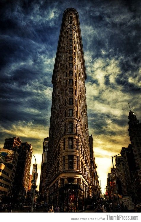 My 9 to 5 home #Flatiron