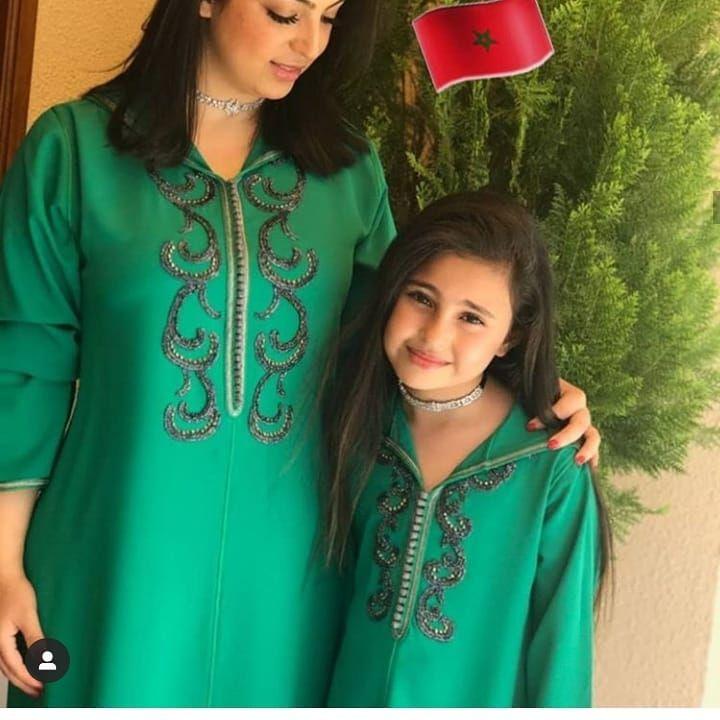 لطلب المرجو التواصل على الواتساب 00212620465348 أو دايركت قفطان قفطان مغربي تكشيطه مغربيه جلابيات مغربيه الرياض Cold Shoulder Dress Moroccan Caftan Fashion