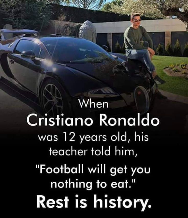 The unknown fact history of Cristiano Ronaldo  #motivat... 1