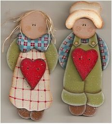 We had these in my parents house- so Healy & cute!