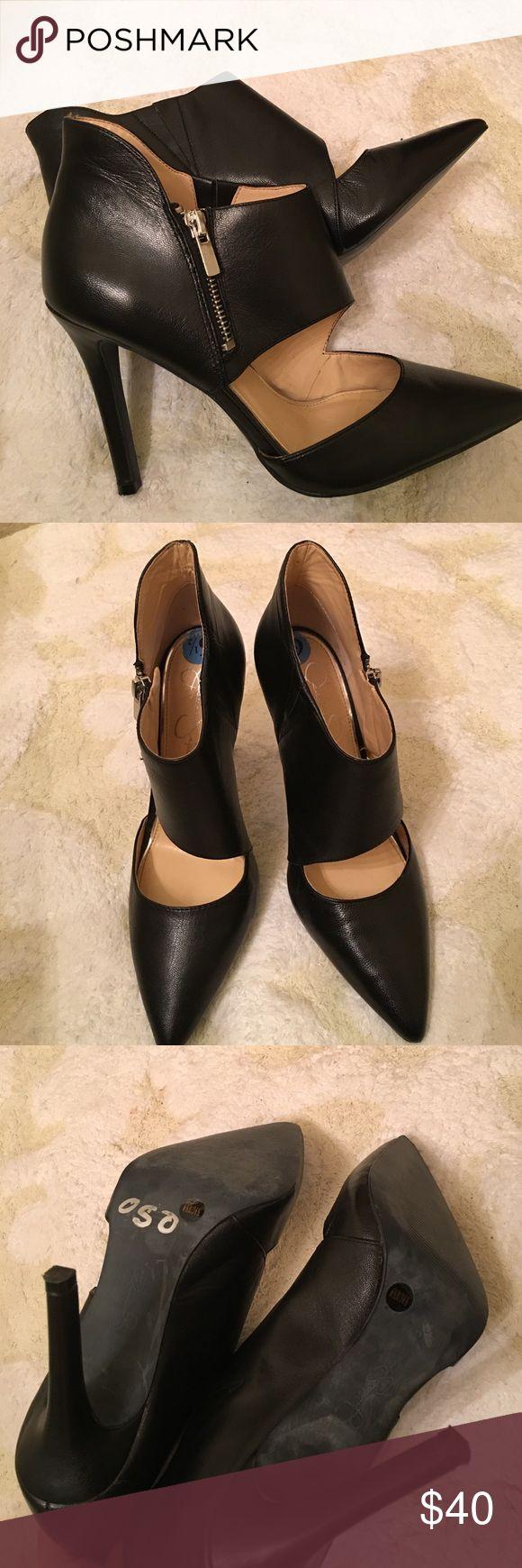Jessica Simpson heels Beautiful Jessica Simpson shoes . Like new. Jessica Simpson Shoes Heels