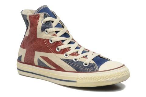 CONVERSE Shoes - Chuck Taylor All Star Union Jack Hi W @ Sarenza.co.uk