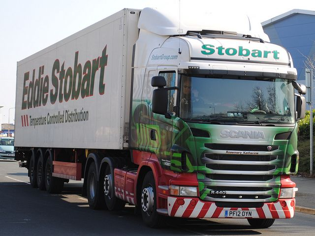Eddie Stobart PF12OYN (H3887 Rosemary Katherine) | Flickr - Photo Sharing!
