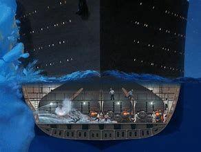 Risultato immagine per Titanic Wreck Inside | Titanic ...  Risultato immag...
