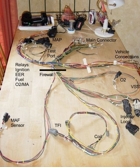 93 Mustang Wiring Diagram In 2020