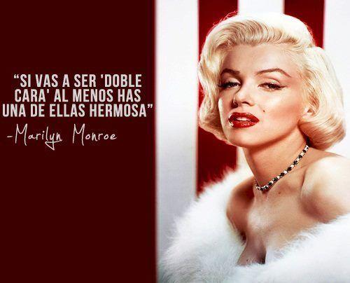 Marilyn Monroe: Fotos Historicas Y Sus Frases [Megapost