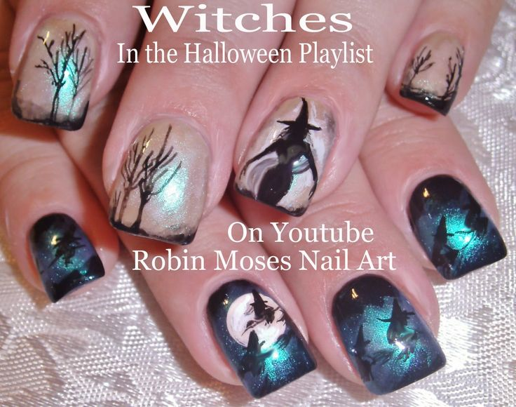 166 best halloween nail art pictures with tutorials images on welcome to my nail art channel a fun place for diy nail art designs filled with nail art tutorials learning to use nail art tools to take your nai prinsesfo Images