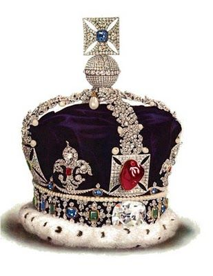 73 best images about crowns of england on pinterest