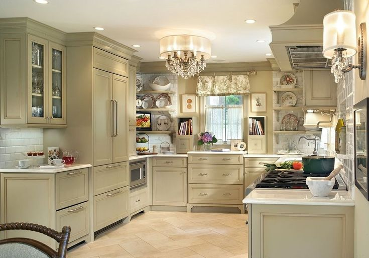 Professional photos published of Olive Green Kitchen - traditional - kitchen - new york - Marlene Wangenheim AKBD, CAPS, Allied Member ASID